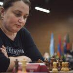 Борьбу за награды ЧМ по шахматам продолжают три украинки
