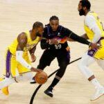 НБА: Бруклин обыграл Бостон и вышел во второй раунд, Лейкерс проиграли Финиксу